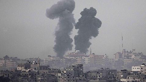 Cuatro palestinos muertos en dos nuevos ataques de Israel sobre la Franja de Gaza