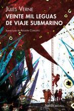 «Veinte mil leguas de viaje submarino»: la mar de historias... ilustradas