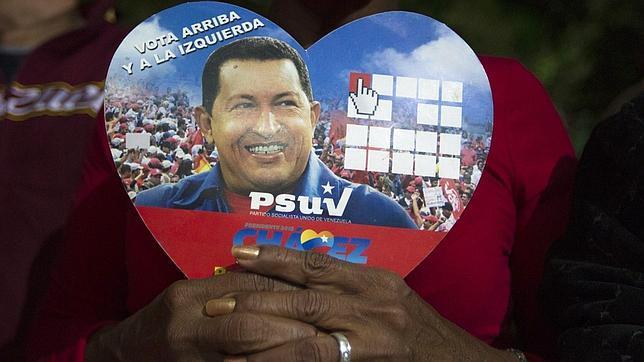 Hugo Chávez, en coma inducido