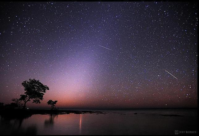 Las Cuadrántidas, la primera lluvia de estrellas del año, llegan esta noche