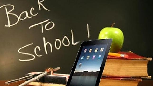 Un colegio británico deja el papel y el lápiz y se pasa por completo al iPad