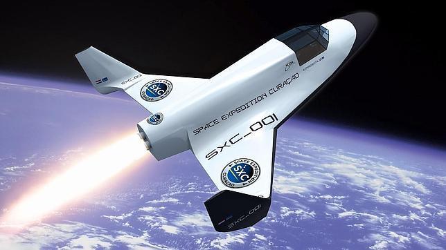 Un concurso permitirá a un español viajar al espacio en 2014