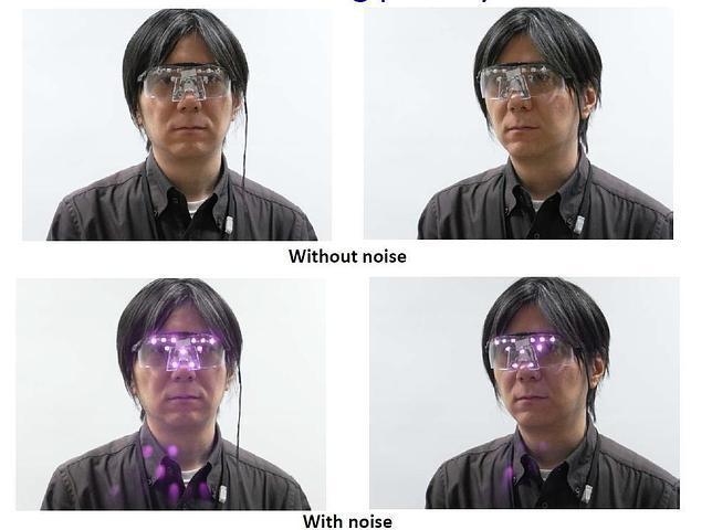 Las gafas japonesas para no ser reconocido