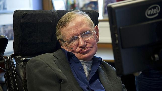 Stephen Hawking, diez palabras por minuto
