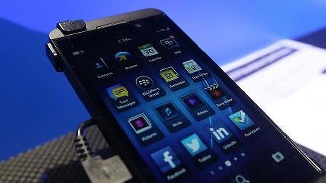 BlackBerry y Windows compiten por el tercer puesto del mercado de los sistemas operativos