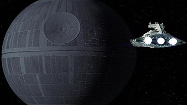 El proyecto para crear una «Estrella de la Muerte» llega a Kickstarter