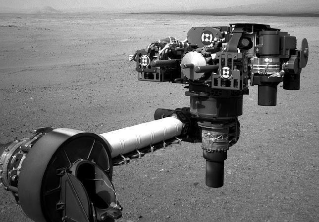 El Curiosity interrumpe sus experimentos por un fallo de memoria