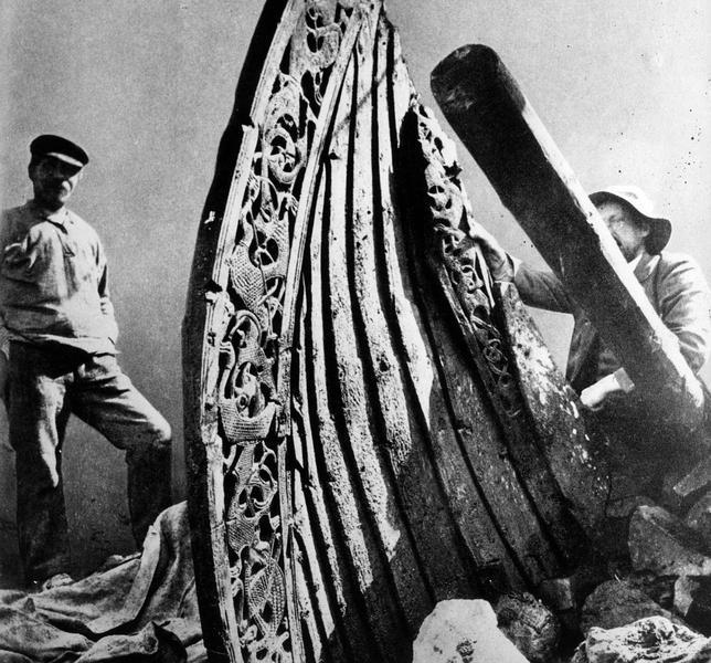 ¿Hallada la legendaria «piedra solar» de los vikingos?