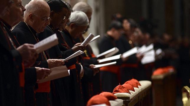La reforma de la Curia vaticana retrasa la elección del nuevo Papa
