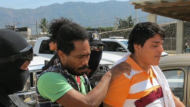 Ingresan en prisión los seis detenidos por la violación de seis turistas españolas en Acapulco en febrero