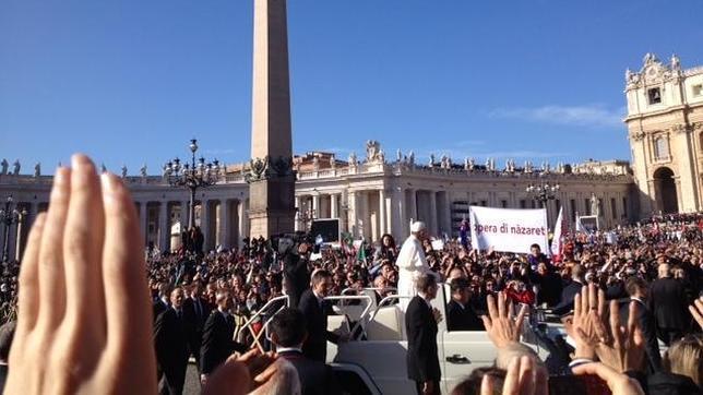 Sigue en directo la Misa de Inauguración del Pontificado del Papa Francisco