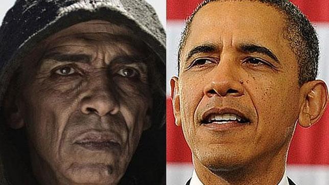 Polémica por el parecido entre Obama y el Lucifer de la serie «La Biblia»