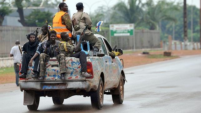 ¿Quiénes son los rebeldes de la República Centroafricana?