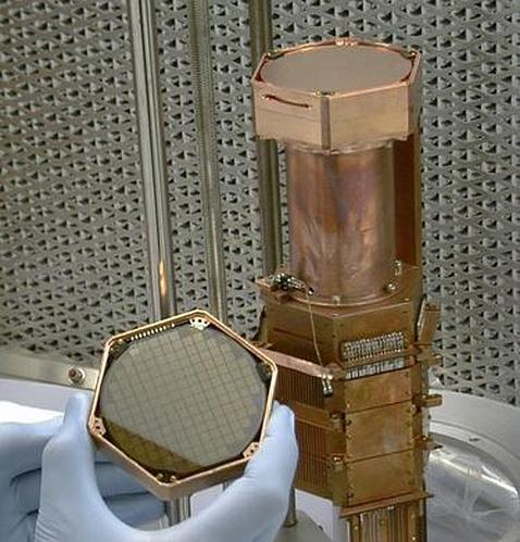 Hallan indicios de materia oscura en una mina de Minessota