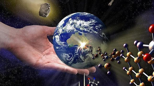 La vida puede ser más antigua que la Tierra, según la Ley de Moore