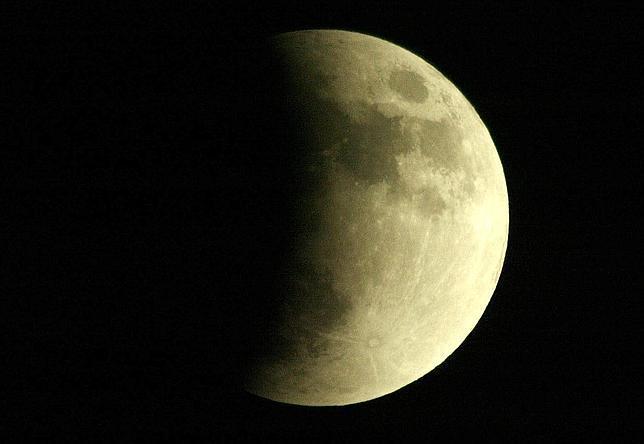 Consejos para ver el eclipse de Luna esta noche