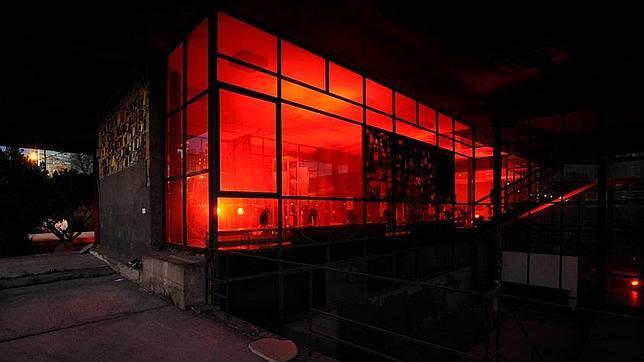 El arte contemporáneo se refugia en el  búnker de «Tito»