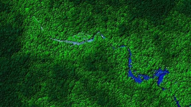 Científicos descubren dos ciudades perdidas bajo la selva de Honduras