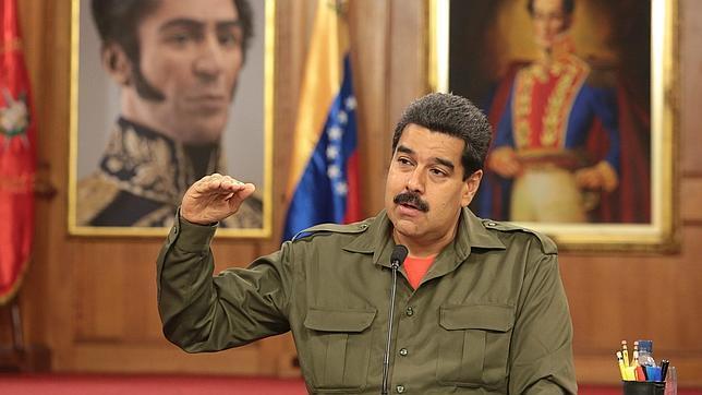 Maduro afirma que seguirá mediando en el proceso de paz entre Colombia y las FARC
