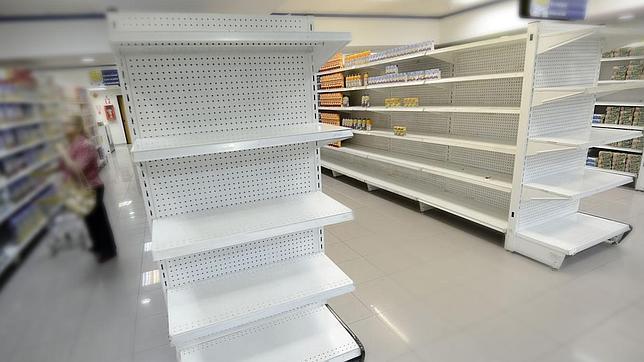 El desabastecimiento en Venezuela también acosa a los jóvenes