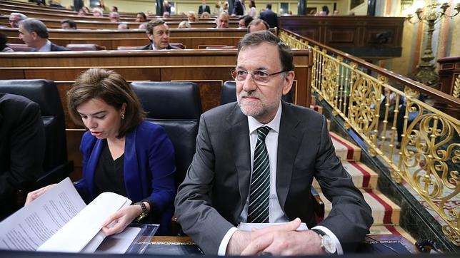 Rajoy dedicará «todo» el 0,7% del IRPF a luchar contra la pobreza infantil
