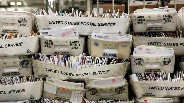 EE.UU. también espía todos los sobres de cartas y paquetes