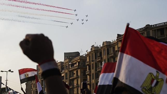 Entre el júbilo y el llanto, Egipto un país dividido