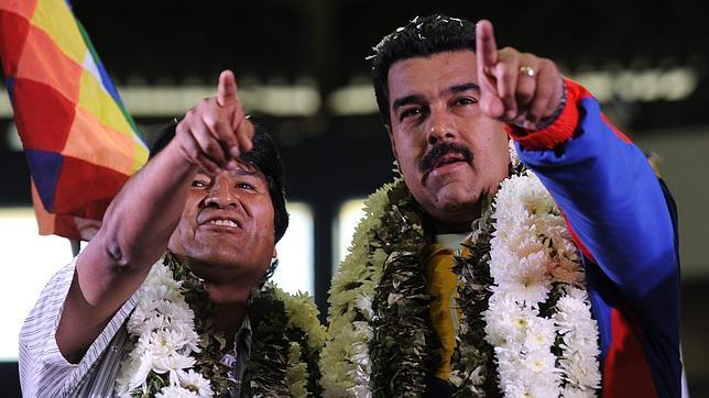 Evo Morales: «No me temblaría la mano para cerrar la embajada de Estados Unidos»