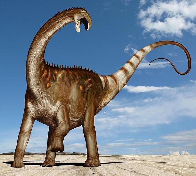 El dinosaurio que respiraba como un pájaro