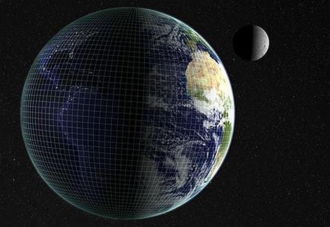 Sacudidas del centro la Tierra cambian la duración del día cada 6 años