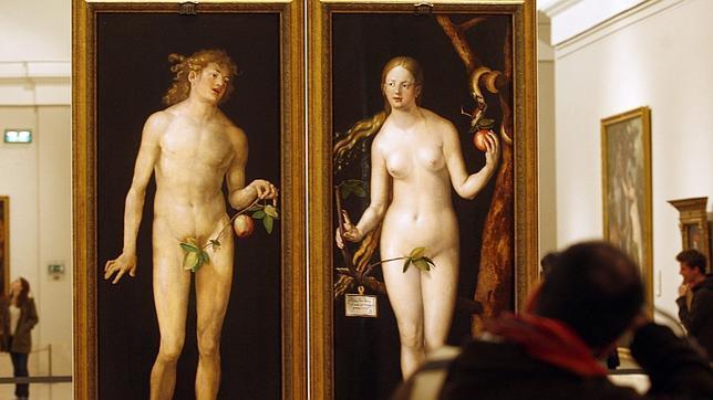 Adán sí esperó a Eva