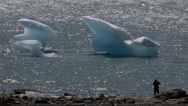 Subida del nivel del mar: la lubricación del agua derretida de los glaciares no tiene la culpa