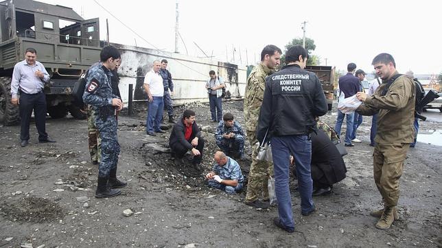 Un suicida mata a tres policías y hiere a otros cuatro en Chechenia