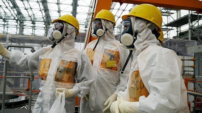 Detectan nuevas sustancias altamente radiactivas en agua estancada en Fukushima