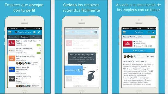 Jobandtalent, una app «muy inteligente» que te ayuda a encontrar empleo