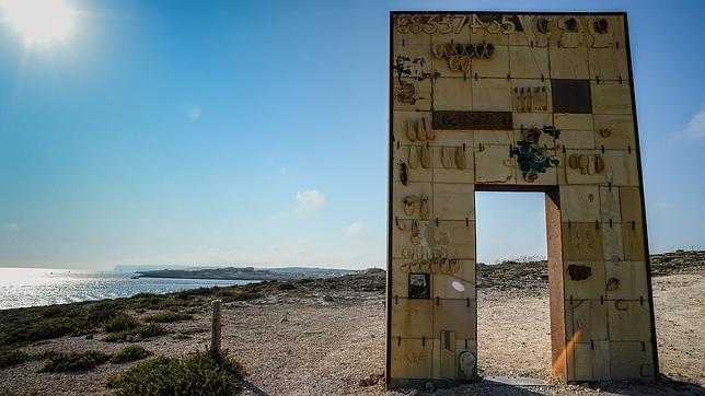 Lampedusa, el paso entre dos mundos
