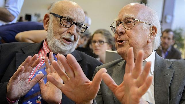 Los descubridores del bosón de Higgs, Nobel de Física 2013