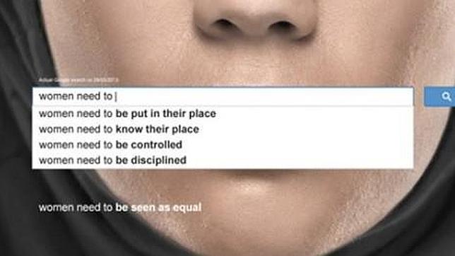 Google sirve para erradicar el machismo