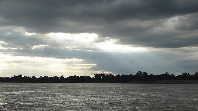 Las misteriosas «bolas de fuego» en el río Mekong, un desafío para la ciencia