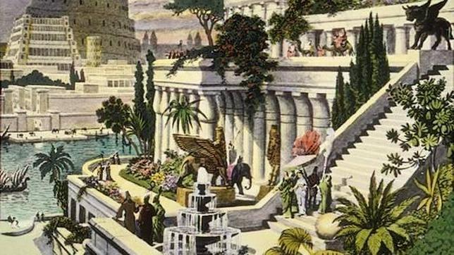 Identifican los verdaderos Jardines de Babilonia