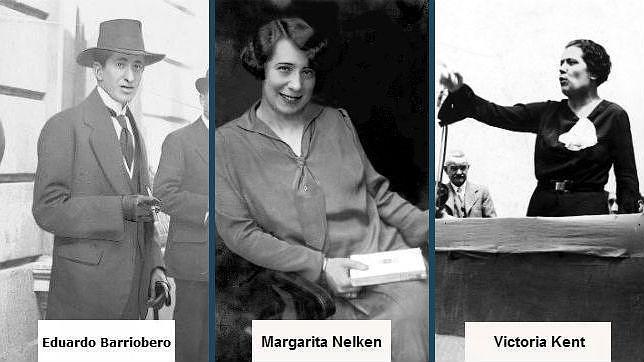 Socialistas contra el voto femenino