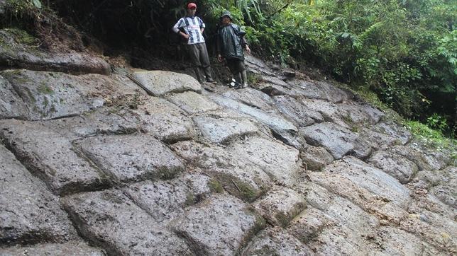 En busca de la tumba del Inca Atahualpa