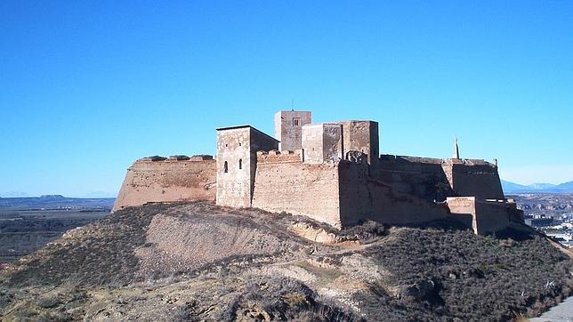 El castillo templario que guardó la espada de El Cid