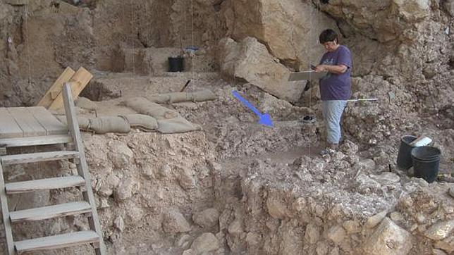 Hallan en Israel un fogón de 300.000 años, el más antiguo de la humanidad