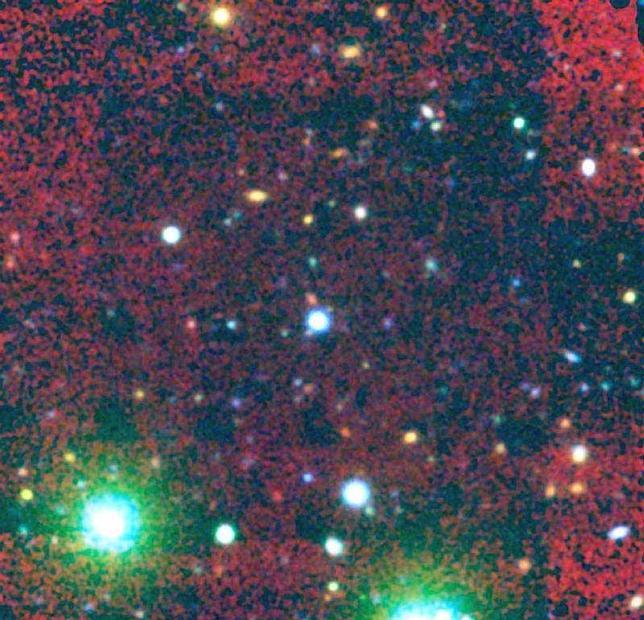 Descubren la mayor estructura de todo el Universo: 4.000 millones de años luz