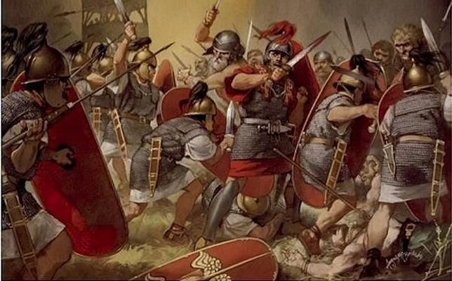 El principio del fin de Cartago fue en Santo Tomé (Jaén)