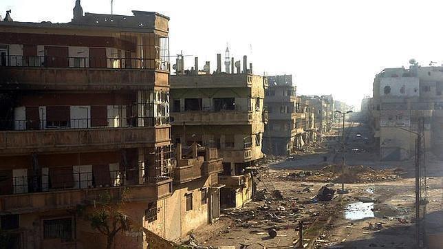 Homs, de «capital de la revolución» a dudoso centro del «turismo próspero»