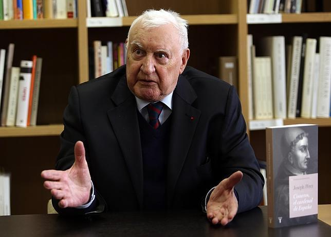 El hispanista Joseph Pérez, Príncipe de Asturias de Ciencias Sociales