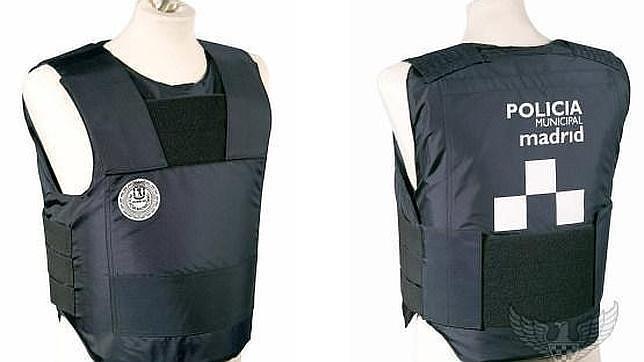 La Policía Municipal contará con chalecos especiales para mujeres