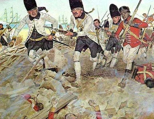 Gálvez: el militar español que se aventuró «solo» contra las defensas inglesas de Florida